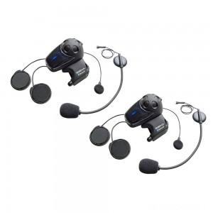 Sena Technologies SMH10 MC Bluetooth Headset/Intercom with Universal Mic Kit Dual Pack - SMH10D-11 | |  Hot Sale