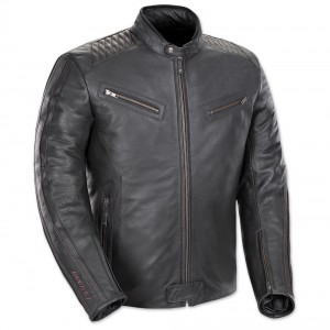 Joe Rocket Men's Vintage Rocket Black/Black Leather Jacket - 1680-1005 | |  Hot Sale