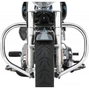 "Cobra Standard Chrome 1-1/4"" Freeway Bars - 601-2105 | |  Hot Sale"