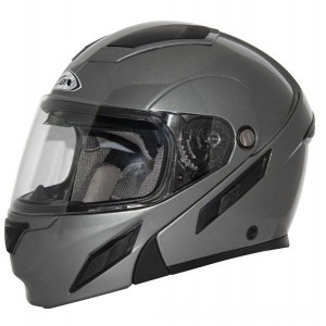 Zox Brigade SVS Titanium Modular Helmet - Z88-30745 | |  Hot Sale
