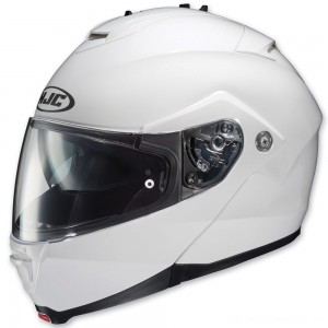 HJC IS-MAX II White Modular Helmet - 980-146 | |  Hot Sale