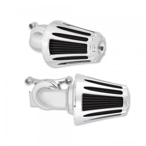Arlen Ness 90° Monster Sucker Air Cleaner Deep Cut Cover Chrome - 81-029 | |  Hot Sale