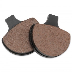 Twin Power Organic Front Brake Pads - 592356 | |  Hot Sale