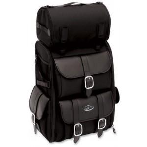 Saddlemen Deluxe Sissy Bar S3500 Bag - 35150082 | |  Hot Sale