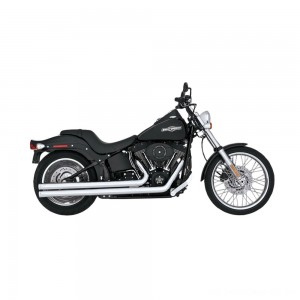 Vance & Hines Big Shots Long Chrome Exhaust - 17923 | |  Hot Sale