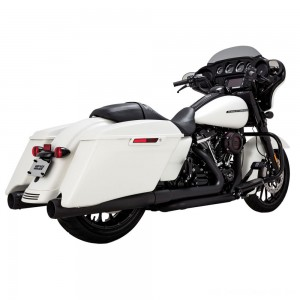 "Vance & Hines Daytona 4"" Slip-On Muffler Black - 46581 