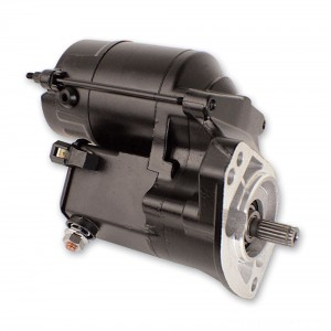 Protorque Black 1.4kw High Torque Starter - PH125-HD04-B | |  Hot Sale