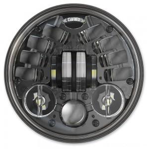 "J.W. Speaker 5-3/4"" LED Black Adaptive 2 Series Headlight - 0555091      Hot Sale"