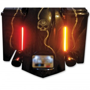 Custom Dynamics Dual Color Plasma Rods - GENMPLASMA-DCPR | |  Hot Sale