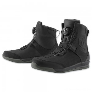ICON Men's Patrol 2 Black Boots - 3403-0894 | |  Hot Sale