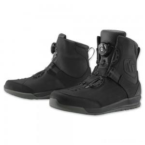 ICON Men's Patrol 2 Black Boots - 3403-0894      Hot Sale
