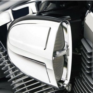 Cobra PowrFlo Air Cleaner System Chrome - 606-0102 | |  Hot Sale