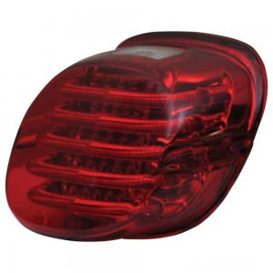 Custom Dynamics ProBEAM Low Profile LED Taillight w/ Window, Red - PB-TL-LPW-R | |  Hot Sale