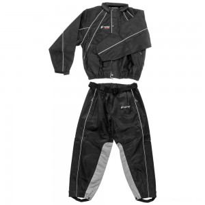 Frogg Toggs Hogg Togg Black Rain Suit with Heat Resistant Leg Liners - FTZ10323-01XL | |  Hot Sale