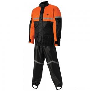 Nelson-Rigg SR-6000 Stormrider Black/Orange Rain Suit - 21-1473 | |  Hot Sale