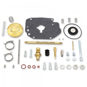 "J&P Cycles Rebuild Kit for S&S Cycle Super ""E"" Carburetor - 832-437 