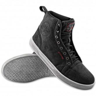 Speed and Strength Men's Black Nine Moto Black Shoe - 508051 BLK 10 | |  Hot Sale