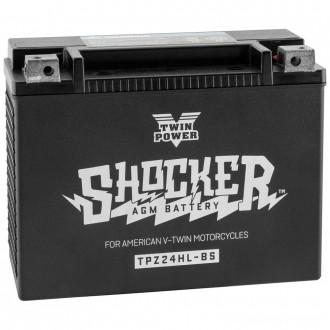 Twin Power Shocker Battery - TPZ24HL-BS | |  Hot Sale