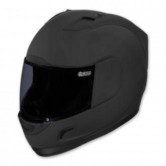 ICON Alliance Dark Full Face Helmet - 0101-6645      Hot Sale