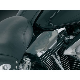Kuryakyn Saddle Shield Air Deflectors - 1186 | |  Hot Sale