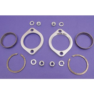 J&P Cycles Exhaust Flange Kit | |  Hot Sale