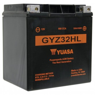 Yuasa GYZ-Series Batteries - YUAM732GHL | |  Hot Sale