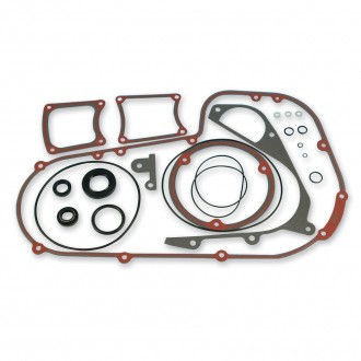 Genuine James Inner and Outer Primary Cover Gasket and Seal Kit - JGI-34901-85-K | |  Hot Sale