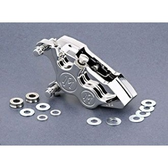 Performance Machine Direct Bolt-On 4 Piston Caliper - 0053-2919-CH | |  Hot Sale