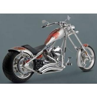 Vance & Hines Big Radius 2-into-2 Exhaust System Chrome - 26037 | |  Hot Sale