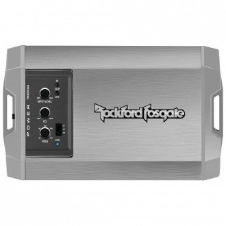 Rockford Fosgate Power 400W 4-Channel Amplifier - TM400X4AD | |  Hot Sale
