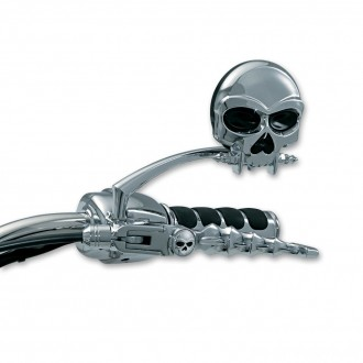Kuryakyn Chrome Zombie Lever Set - 1047 | |  Hot Sale