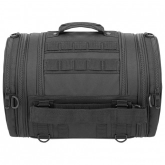 Saddlemen R1300LXE Tactical Deluxe Roll Bag - EX000045A      Hot Sale
