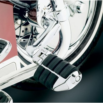 Kuryakyn Longhorn Offset Dually Highway Pegs with 1-1/2″ Magnum Quick Clamps - 4574      Hot Sale