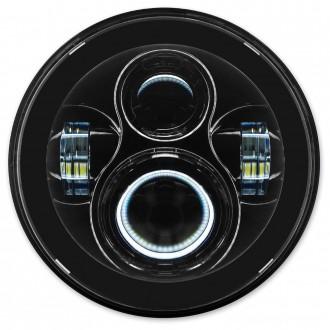HogWorkz 7″ LED Black Daymaker Headlight Kit - HW195002 | |  Hot Sale