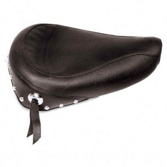 Mustang Studded Solo Seat - 75338      Hot Sale