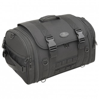 Saddlemen TR2300DE Tactical Deluxe Sissy Bar Bag - EX000043S | |  Hot Sale