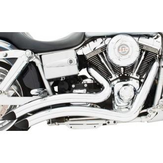 Freedom Performance Chrome Sharp Curve Radius System - HD00218      Hot Sale