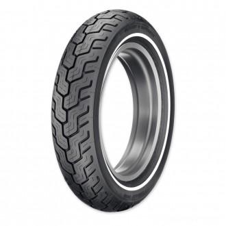 Dunlop D402 MU85B16 Narrow Whitewall Rear Tire - 45006751 | |  Hot Sale