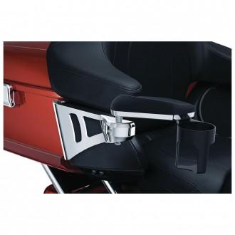 Kuryakyn Stealth Passenger Armrests for Tour Pak - 8955      Hot Sale