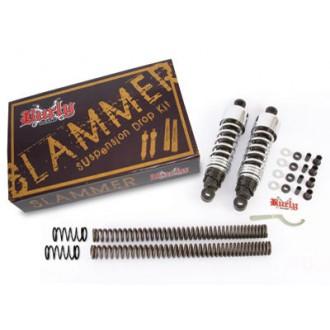 Burly Brand Chrome Slammer Kit - B28-1003 | |  Hot Sale