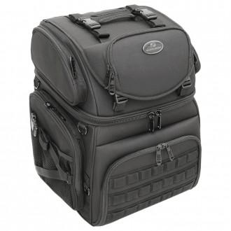 Saddlemen BR3400 Back Seat/Sissy Bar Bag - EX000298A | |  Hot Sale