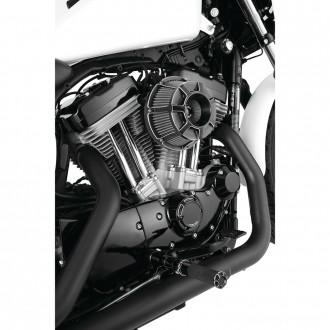 Arlen Ness Inverted Sucker Beveled Black Air Cleaner Kit - 18-919 | |  Hot Sale
