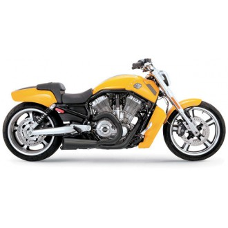 Vance & Hines Competition Series 2-into-1 Exhaust Matte Black - 75-116-9 | |  Hot Sale