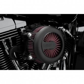 Vance & Hines VO2 Rogue Air Cleaner Kit Black - 40073 | |  Hot Sale