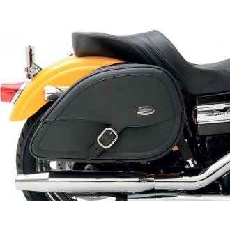 Saddlemen Drifter Teardrop Saddlebag with Shock Cutaway - 3501-0459 | |  Hot Sale
