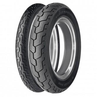 Dunlop D402 MU85B16 Rear Tire - 45006025 | |  Hot Sale