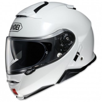 Shoei Neotec II Gloss White Modular Helmet - 77-11865 | |  Hot Sale