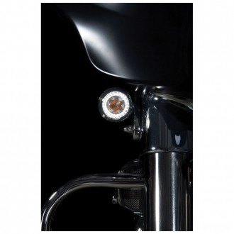 Custom Dynamics ProBEAM Amber/White Dynamic Ringz with Smoke Lens - PB-AW-1157      Hot Sale