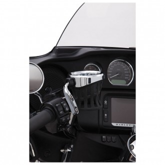 Ciro Chrome Drink Holder With Perch Mount - 50410 | |  Hot Sale