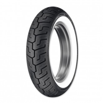 Dunlop D401 150/80B16 Wide Whitewall Rear Tire - 45064563 | |  Hot Sale